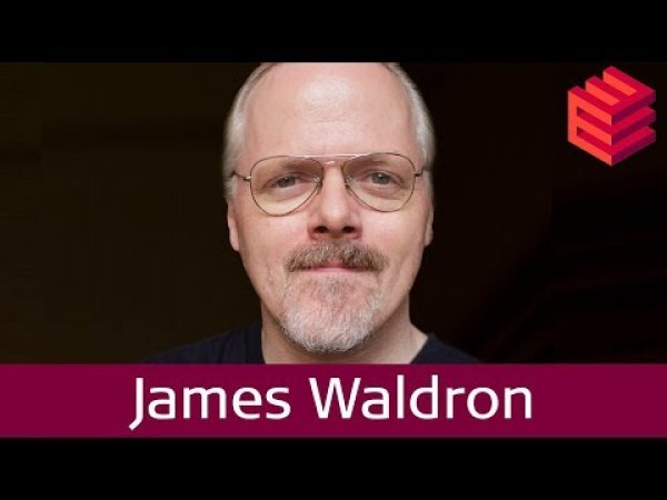 Explore Life - Interview with James Waldron