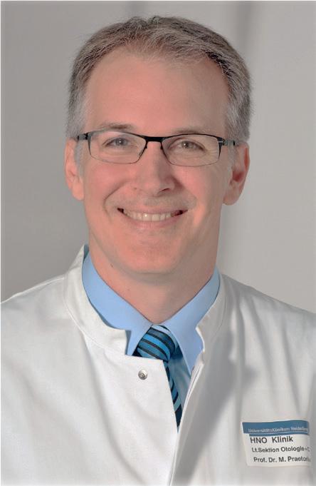 Dr. Praetorius