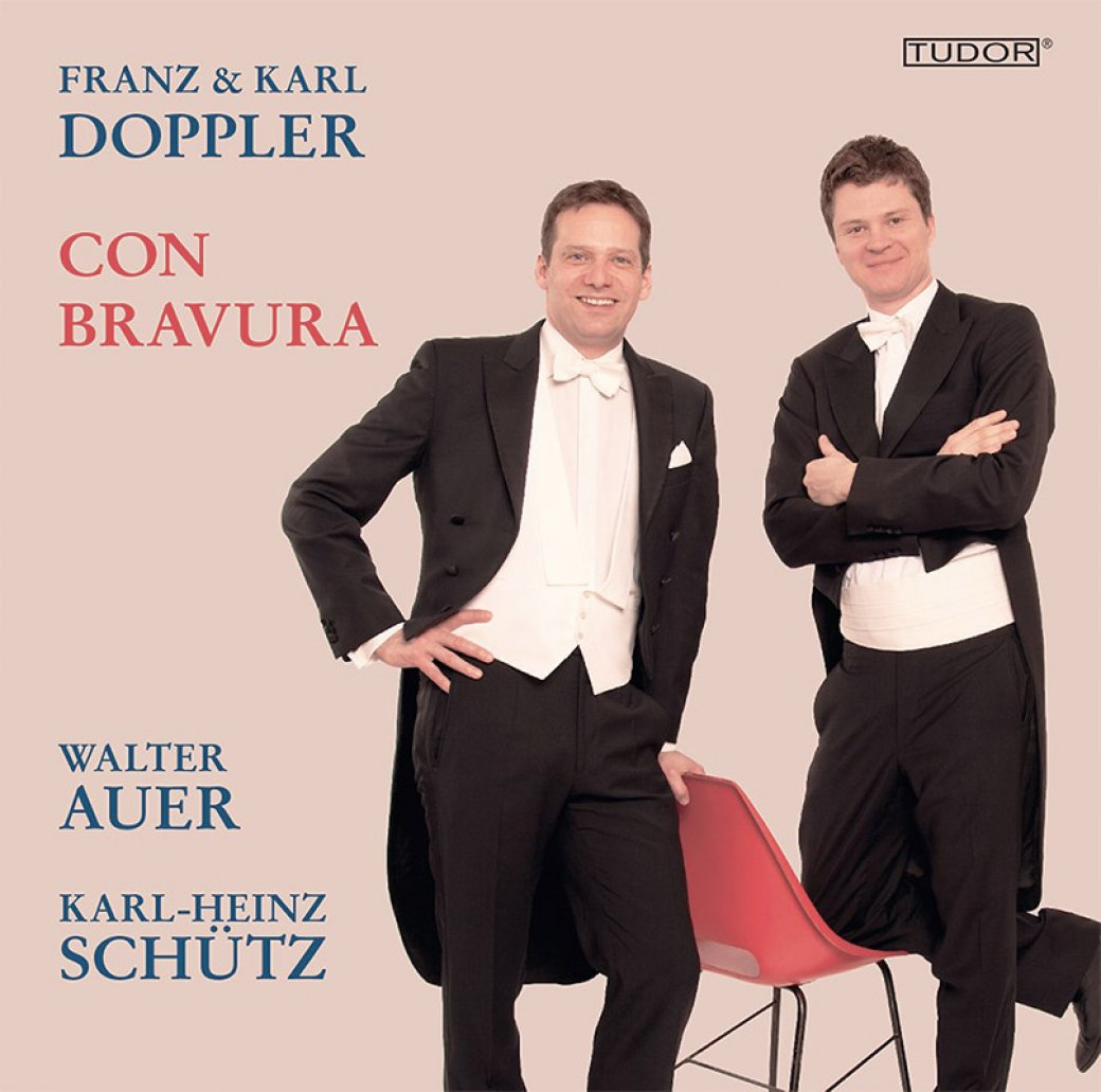 Walter Auer CD cover