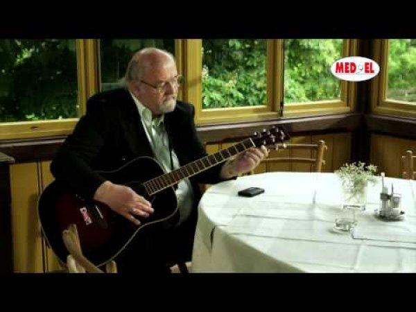 Mittelohrimplantat-System für den Musiker Walter