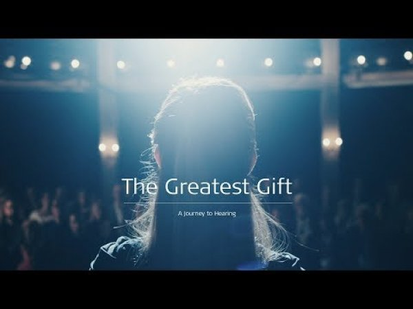 The Greatest Gift: Hearing With a Cochlear Implant